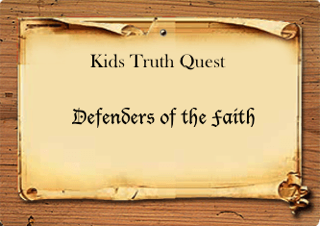 Kids Truth Quest